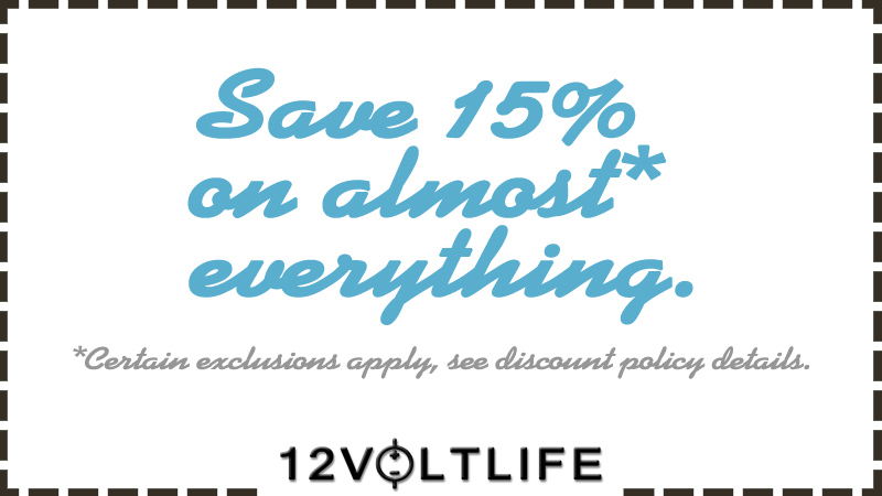 15% OFF ALMOST EVERYTHING